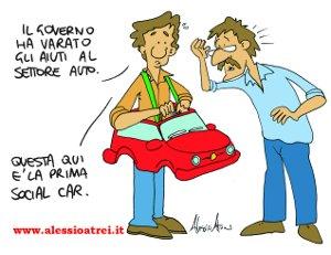 Aiuti al settore auto