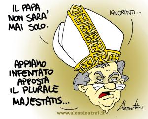 Papa solo