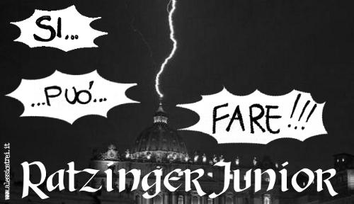 Ratzinger Junior
