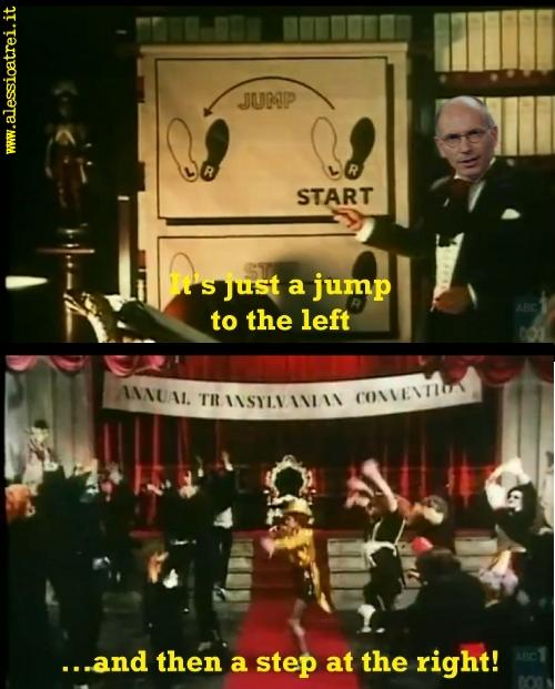 The Letta Horror Picture Show