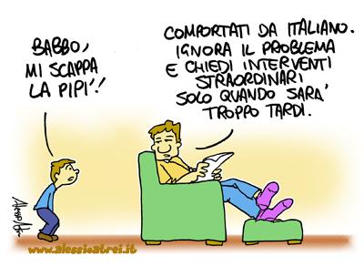 Emergenze italiane
