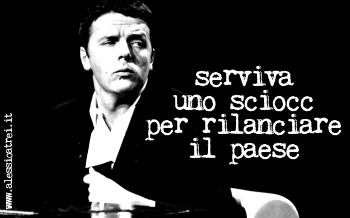 Matteo Renzi Premier Terapia choc per rilanciare il paese