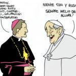 Papa Francesco e il relativismo comico
