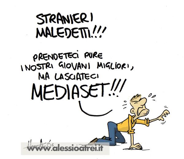 cervelli italiani all'estero