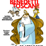Benedetti Toscani! Mostra di vignette dall'8 al 30 aprile