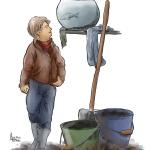 Racconti di Natale 2020 – Lapo, l'avvento e il pesce alluvio