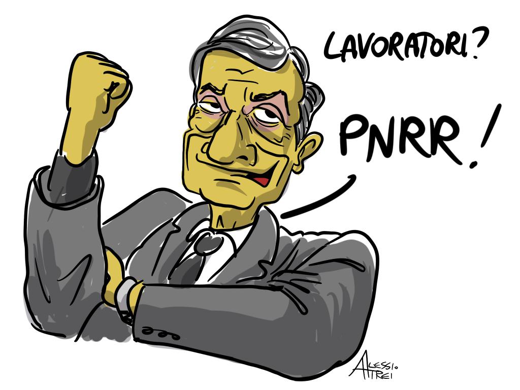 Mario Draghi PNRR