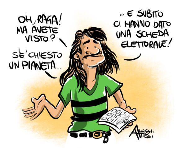 Voto ai sedicenni, Toscanaoggi