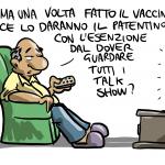 Usi pratici del certificato vaccinale