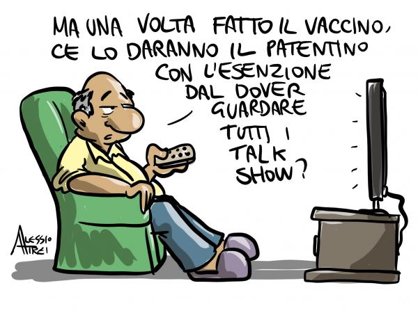 vaccino patentino covid