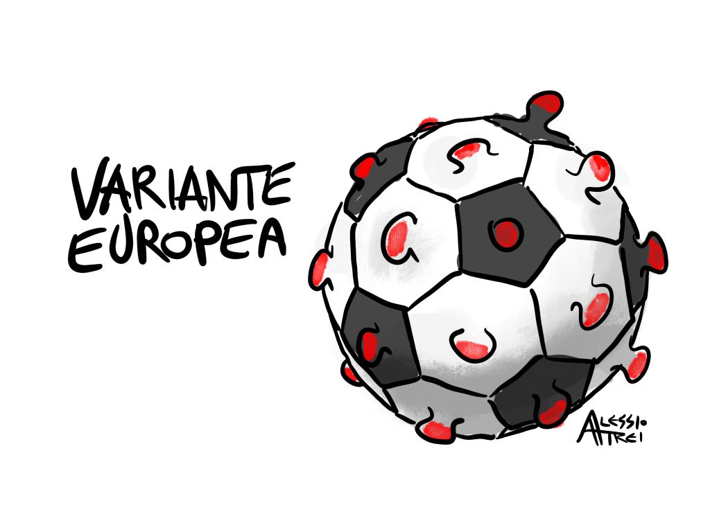 superlega calcio variante europea