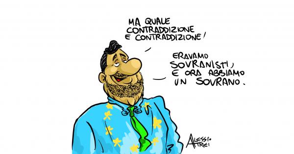 Salvini Europeista
