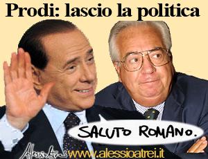 Berlusconi e Ciarrapico