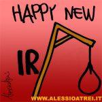 Buon anno, boia d'un mond!