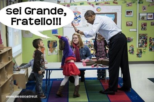 Obama prism snowden grande fratello
