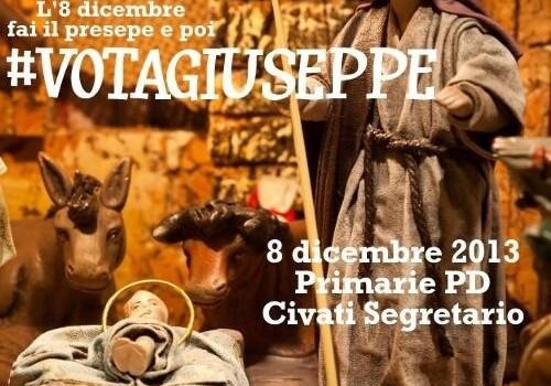 Giuseppe civati primarie pd 8 dicembre