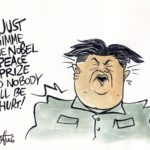 Kim shall overcome