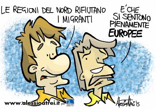 migranti europa maroni emergenza immigrati
