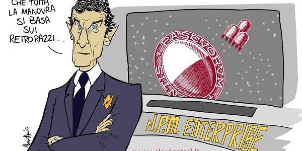 marco morelli mps jpmorgan bmps vignette caricature